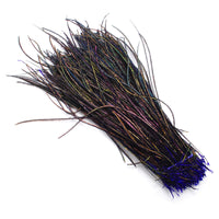 Dyed Peacock Herl - Purple