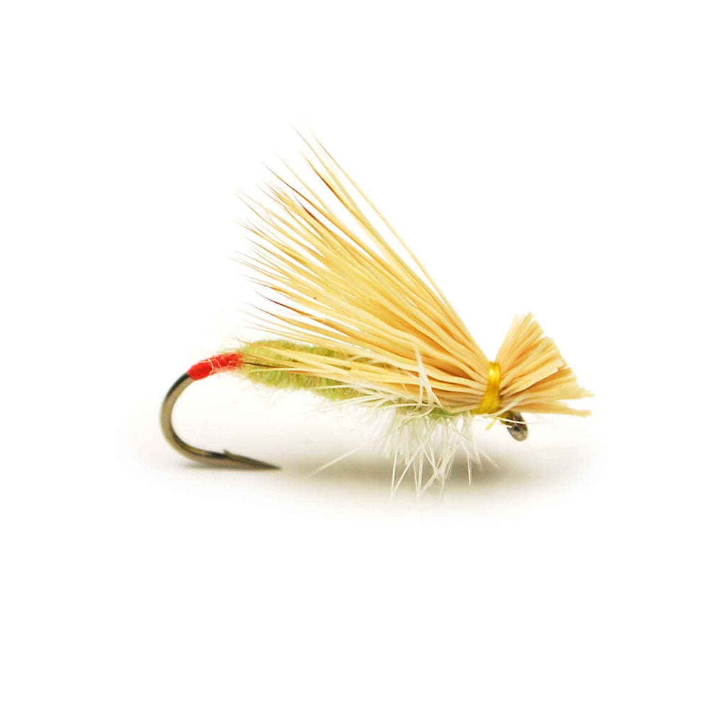 Hairwing Yellow Sally - Pacific Fly Fishers