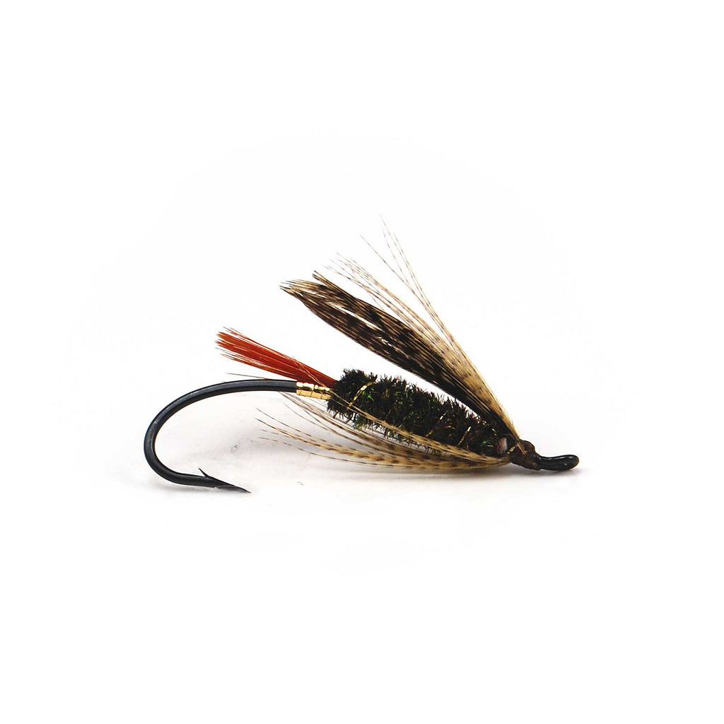 Hartwick's Duck Turd - Pacific Fly Fishers