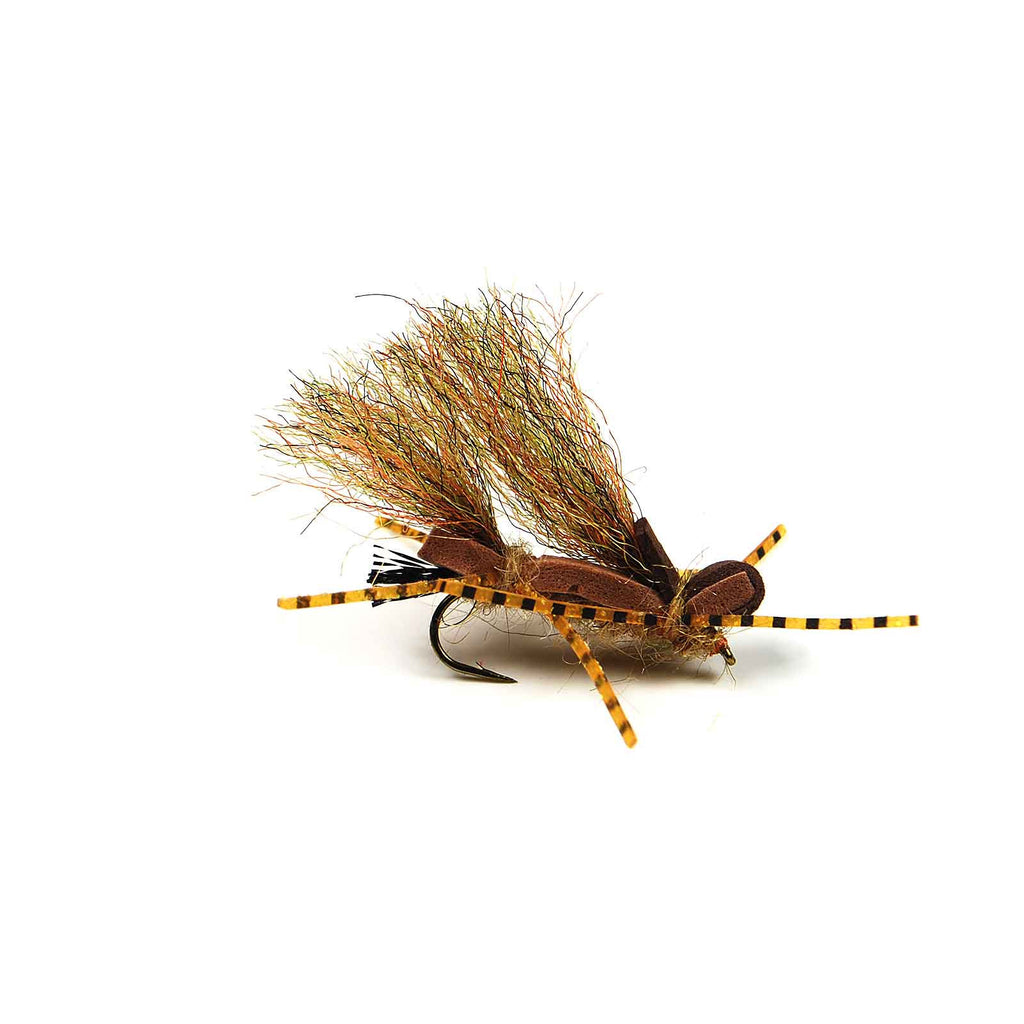 Henry's Fork Stone - Gold - Pacific Fly Fishers