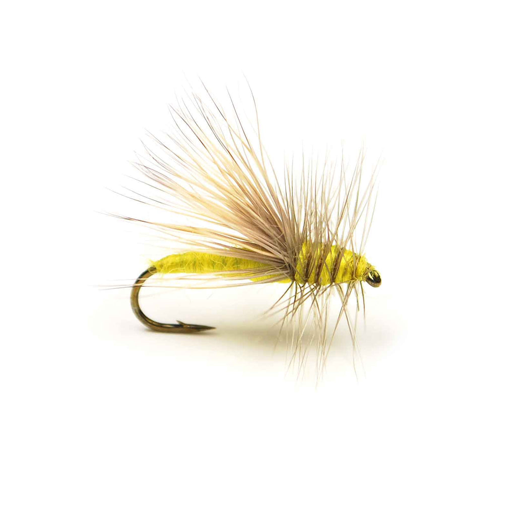 Henry's Fork Yellow Sally - Pacific Fly Fishers