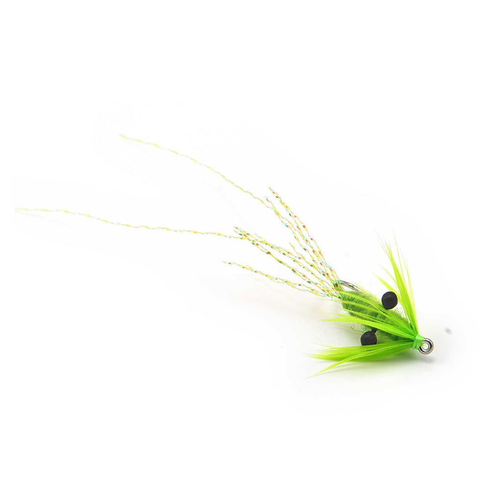 ITR Shrimp - Chartreuse - Pacific Fly Fishers