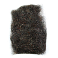 Natural Fur Dubbing - Dark Hares Mask