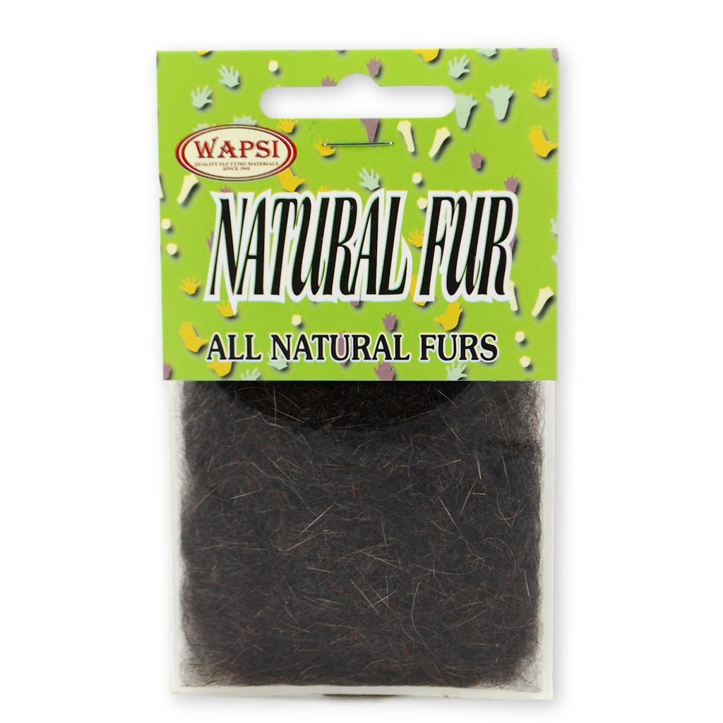 Wapsi Natural Fur Dubbing Package