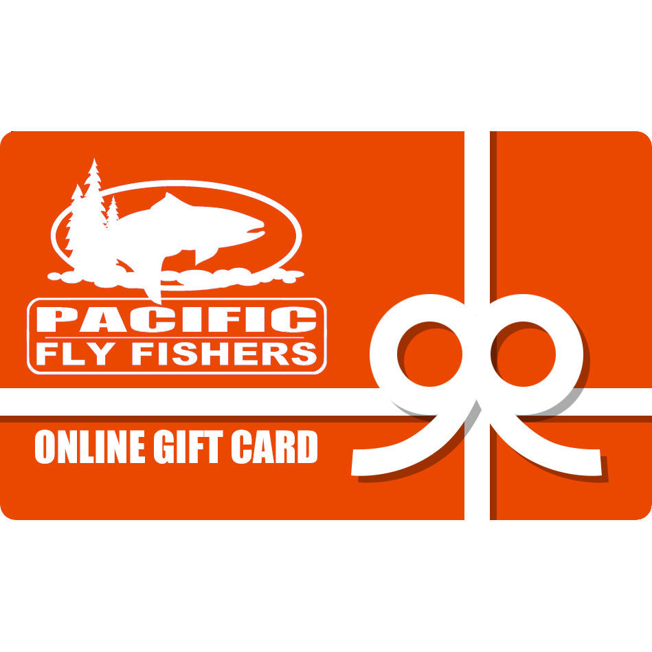 Pacific fly fishers online gift certificates pacific fly fishers pacific fly fishers online gift certificates xflitez Image collections