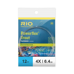 Rio 12ft Powerflex Trout Leaders
