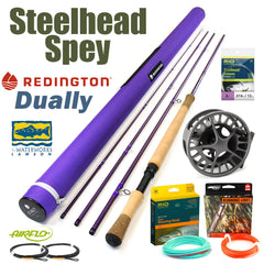Redington Dually Spey Outfit - Affordable Spey Rod Package