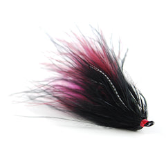 River Rat Squid -Black/ Wine