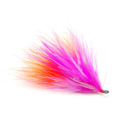 River Rat Squid - Pink/Orange