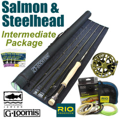 Salmon & Steelhead - Intermediate Rod/Reel Outfit