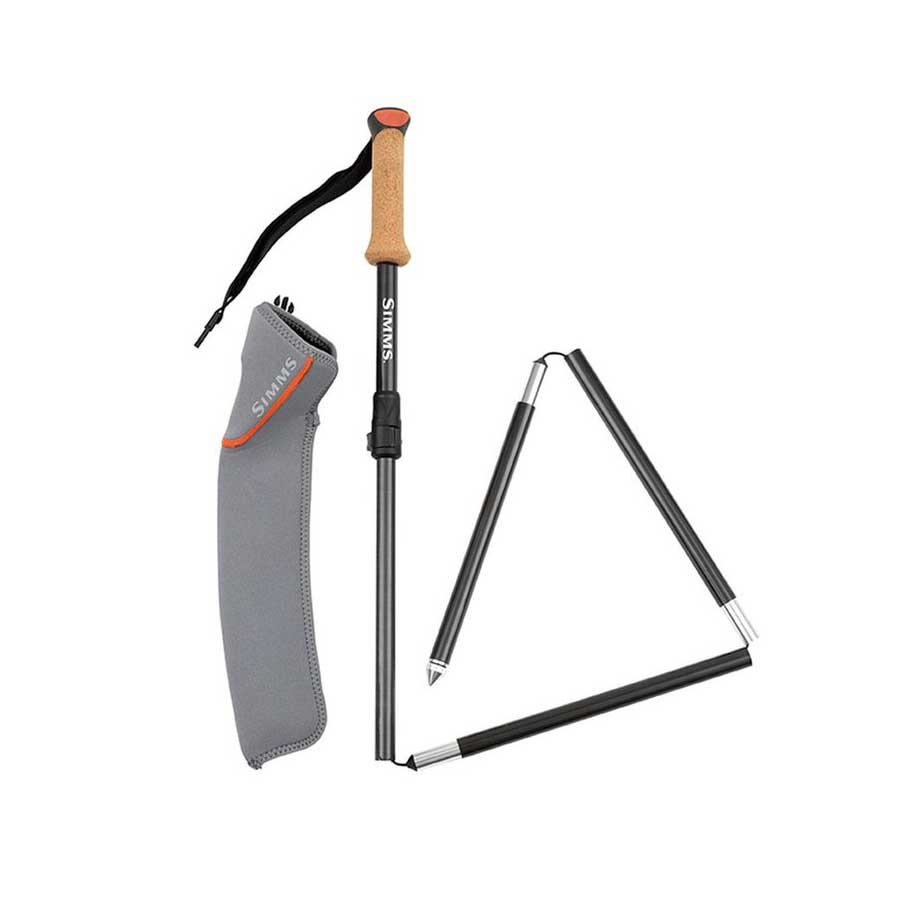 Simms Collapsible Wading Staff - Carbon