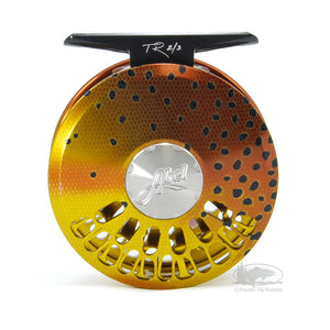 Abel TR 2/3 Reel - Native Cutthroat - Painted Finish - Fly Fishing Reels