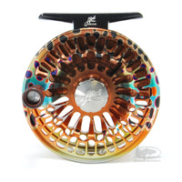 Abel TR Series Reels - 4/5 - Native Brown - Painted Finish - Fly Fishing Reels