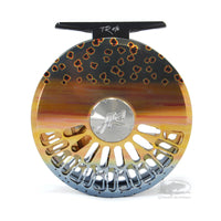 Abel TR Series Reel - 5/6 - Wild Trout Finish - Painted - Fly Fishing Reels