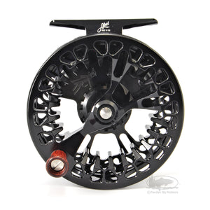 Abel Vaya Reels - Black - Fly Fishing Reels