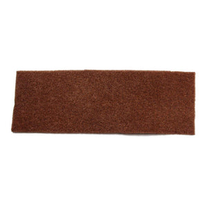 Adhesive Furry Foam - Brown