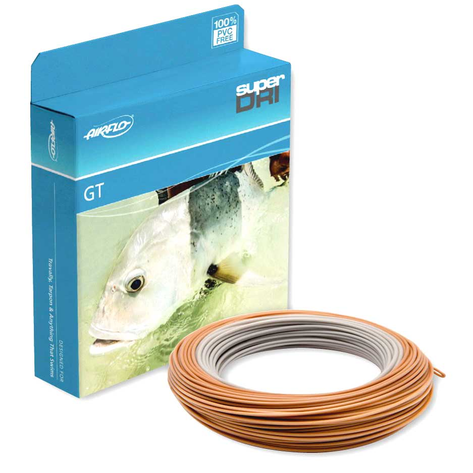 Airflo Super-DRI Tropical GT Fly Lines - Giant Trevally