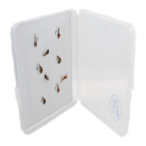 Anglers Image Medium Ultra-Thin Fly & Hook Box