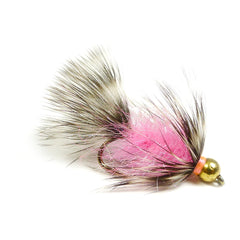 Bead Head Raccoon - Pink