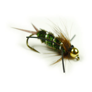Bead Rubber Leg Prince Nymph