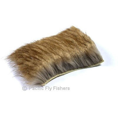 Beaver Patch for Fly Tying