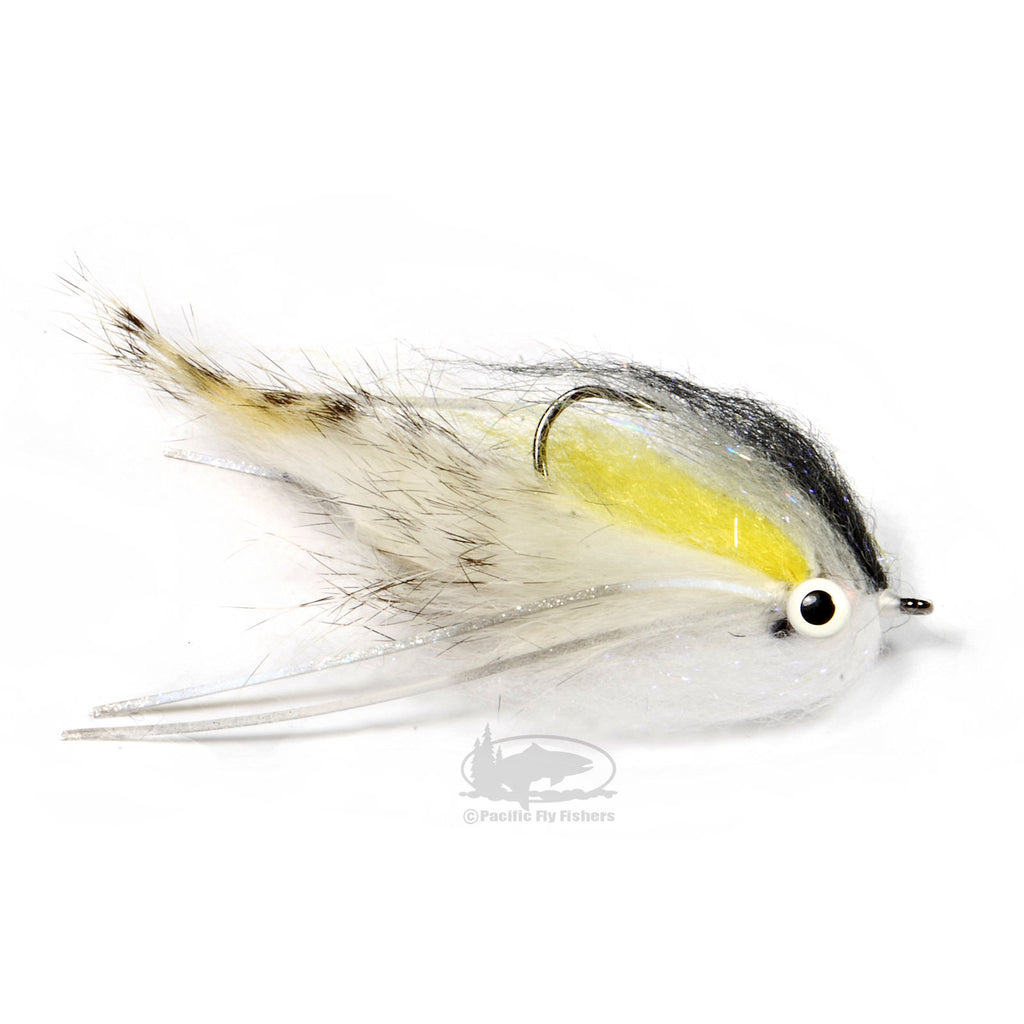 Bennett's Lunch Money $$ - Shad - Streamer Fly