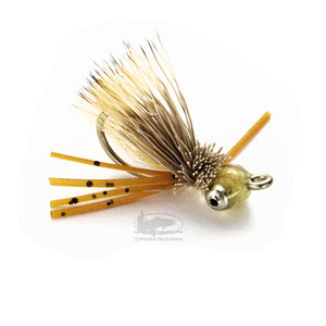 Bonefish Bitters - Amber - Belize Bonefishing - Fly Fishing Flies