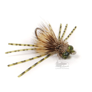 Bonefish Bitters - Olive - Bonefish Fly