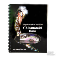 Book:  Complete Guide to Successful Chironomid Fishing by Jerry Buron