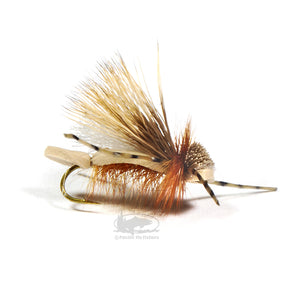 Bopper Hopper - Tan - Dry Fly