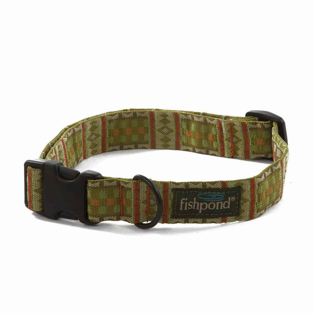 Fishpond Bow Wow Dog Collar - Small