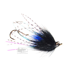 Brett's Klamath Intruder - Black and Blue