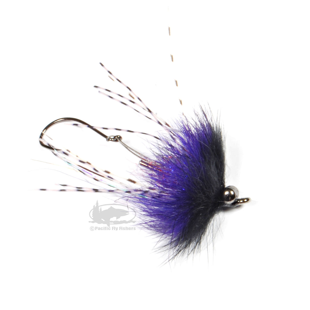 Brett's Klamath Intruder - Black and Purple