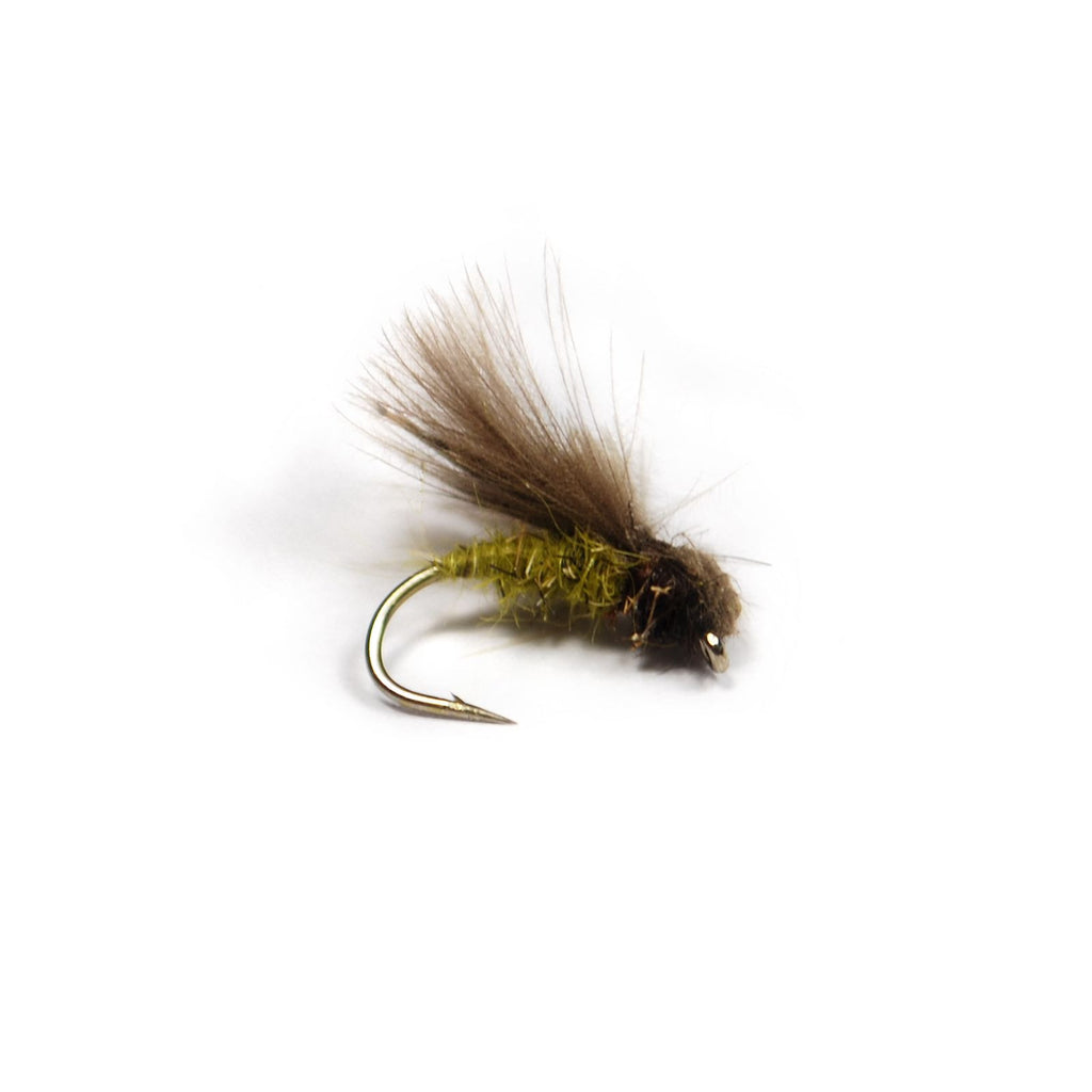 CDC Caddis - Olive