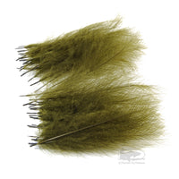 CDC Super Select - Olive - Fly Tying Feathers