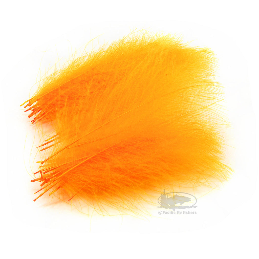 CDC Super Select - Sulphur Orange - Fly Tying Feathers