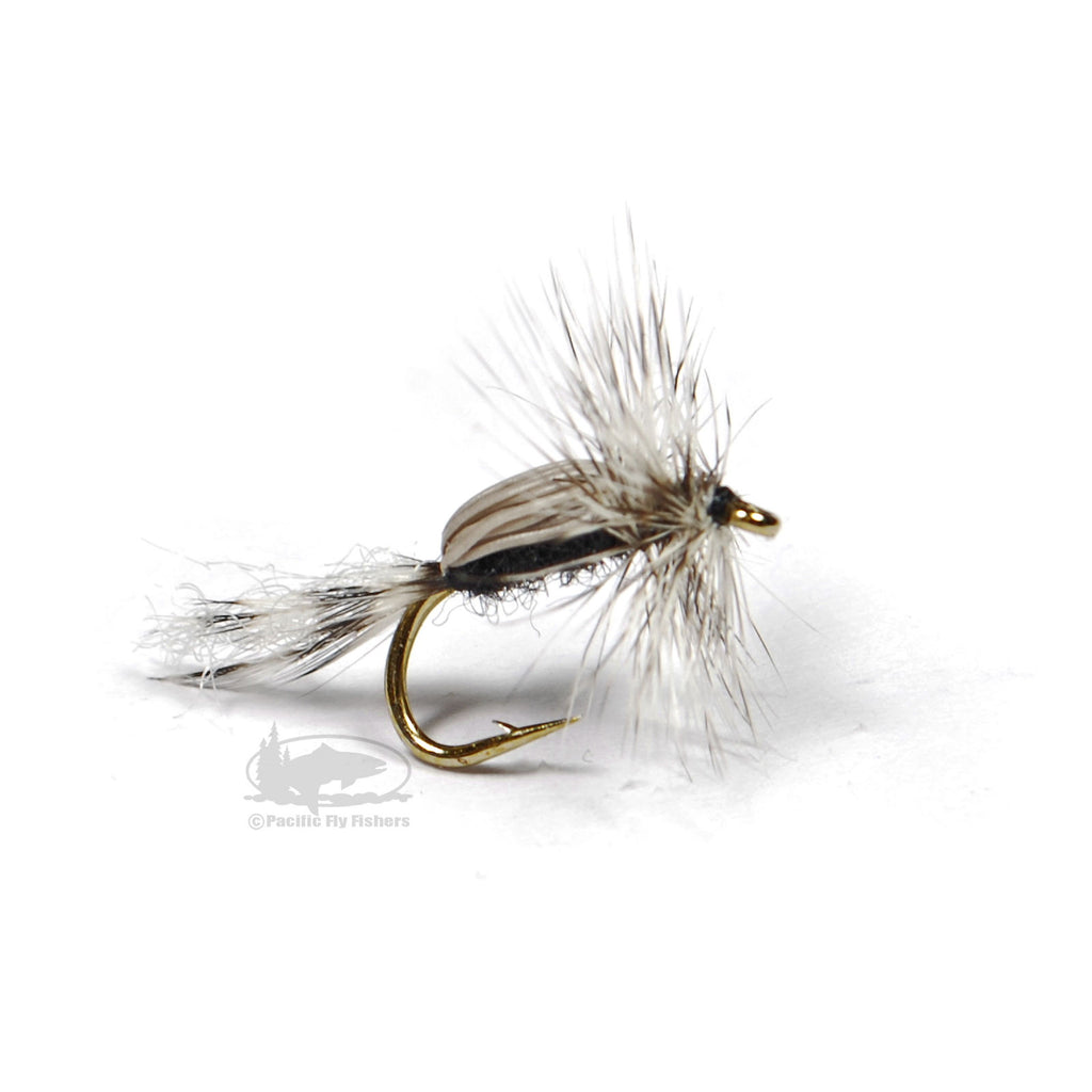 Brian Chan's Lady McConnell Chironomid Dry Fly