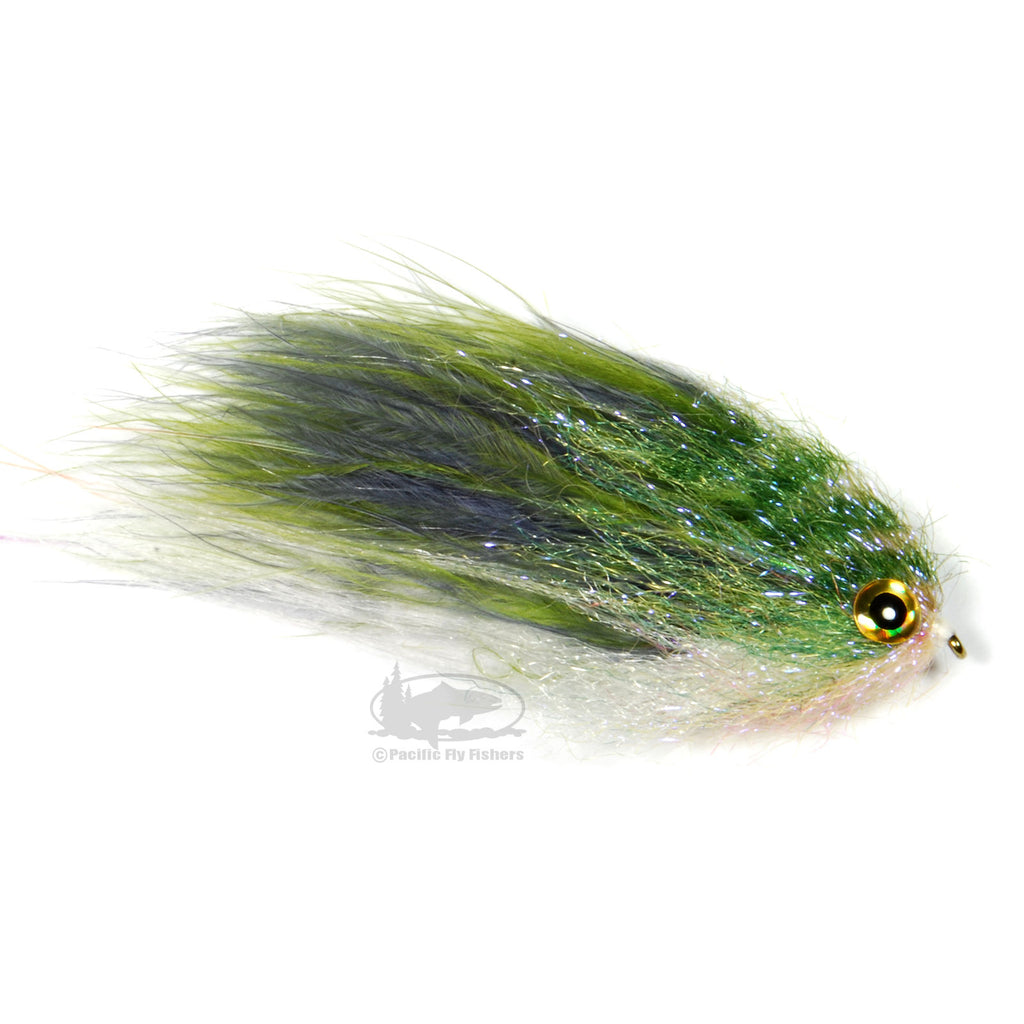 Charlie Craven - Dirty Hippy - Rainbow - Streamer Fly