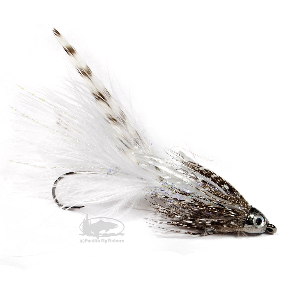 Brian Chou's Fortune Cookie Fly - White