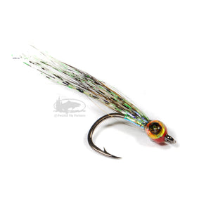 Justin Waters - Chum Body's Baby - Sea-run Cutthroat Trout Fly