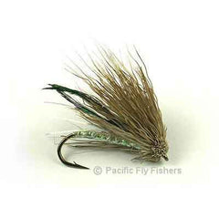 Chumpy Fry - Pacific Fly Fishers