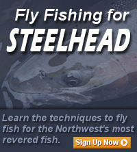 Steelhead Fly Fishing Classes