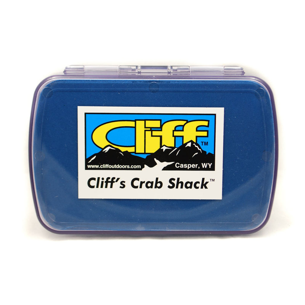 Cliff's Crab Shack - Pacific Fly Fishers