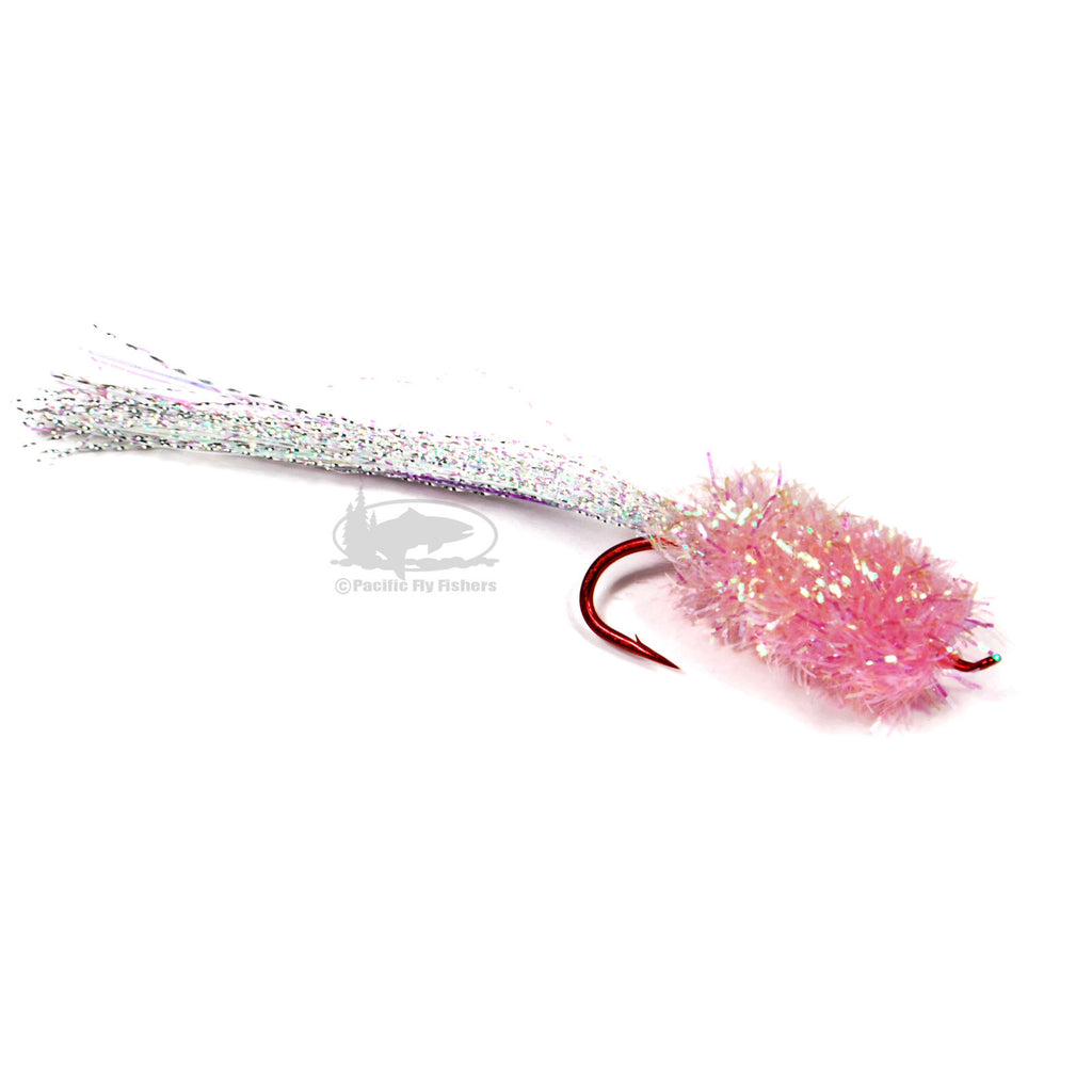 Coho Kryptonite - Pink - Silver Salmon Fly