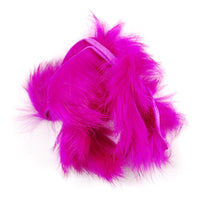 Crosscut Rabbit Strips - Fluorescent Fuchsia