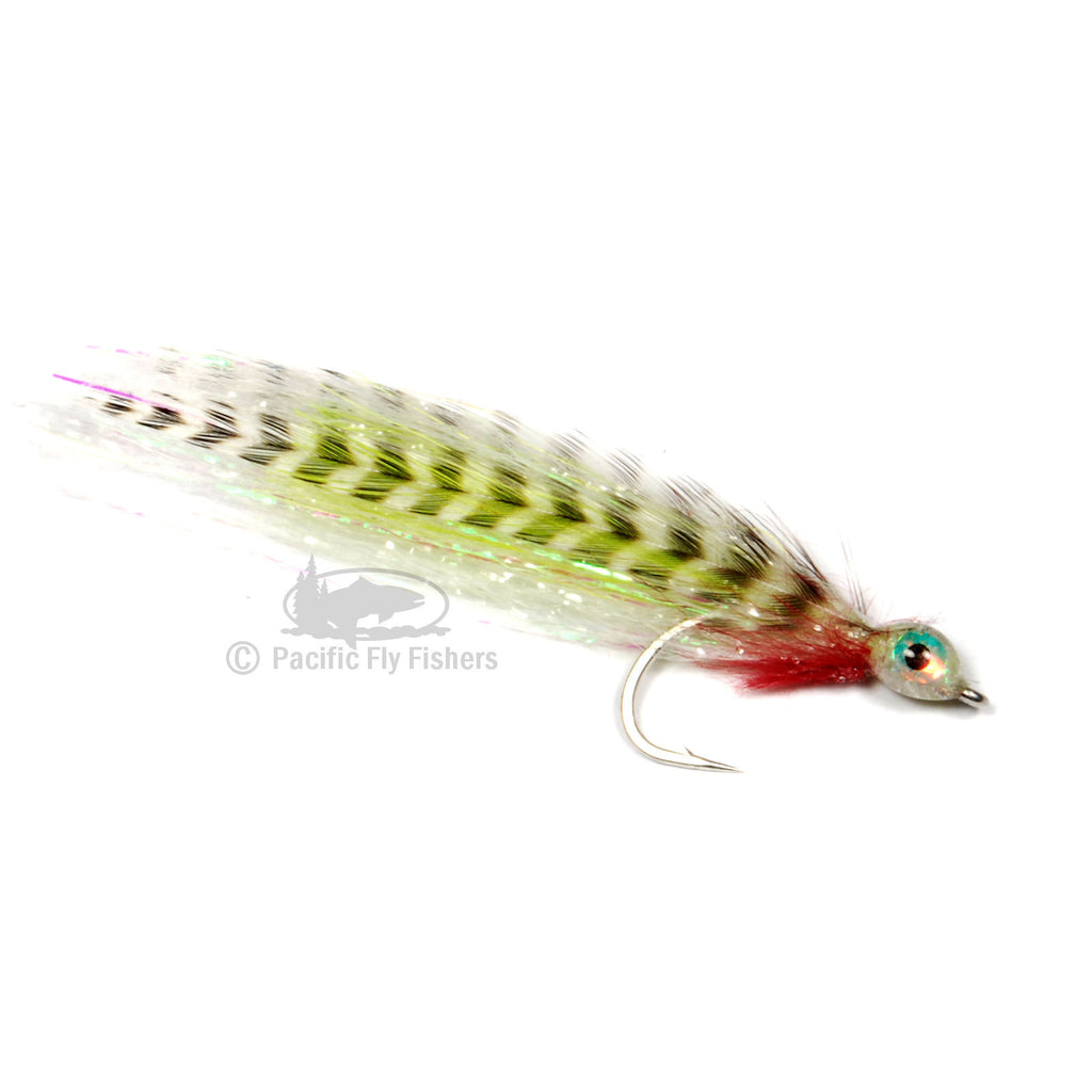 Deception - Chartreuse - Pacific Fly Fishers