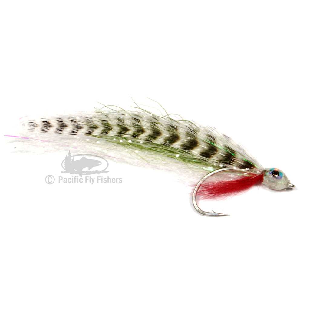 Deception - Olive - Pacific Fly Fishers
