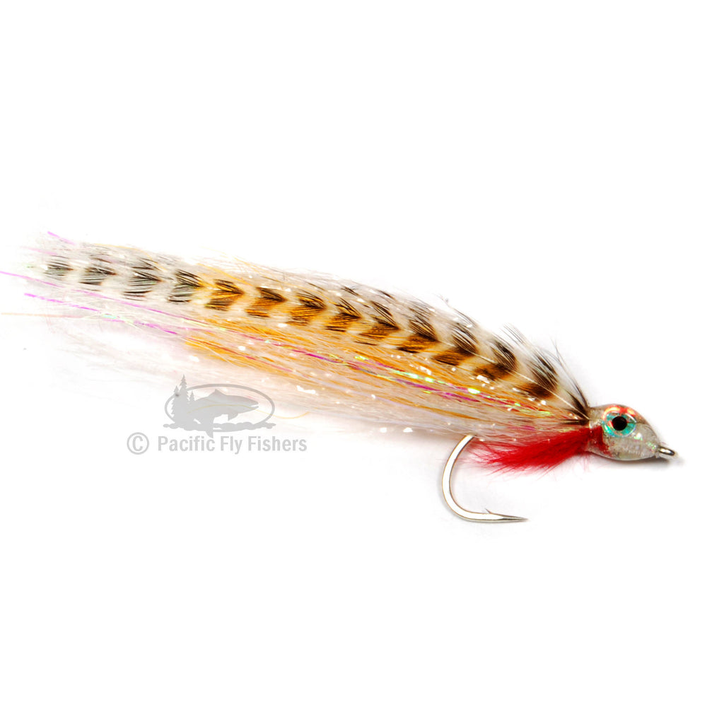 Deception - Orange - Pacific Fly Fishers
