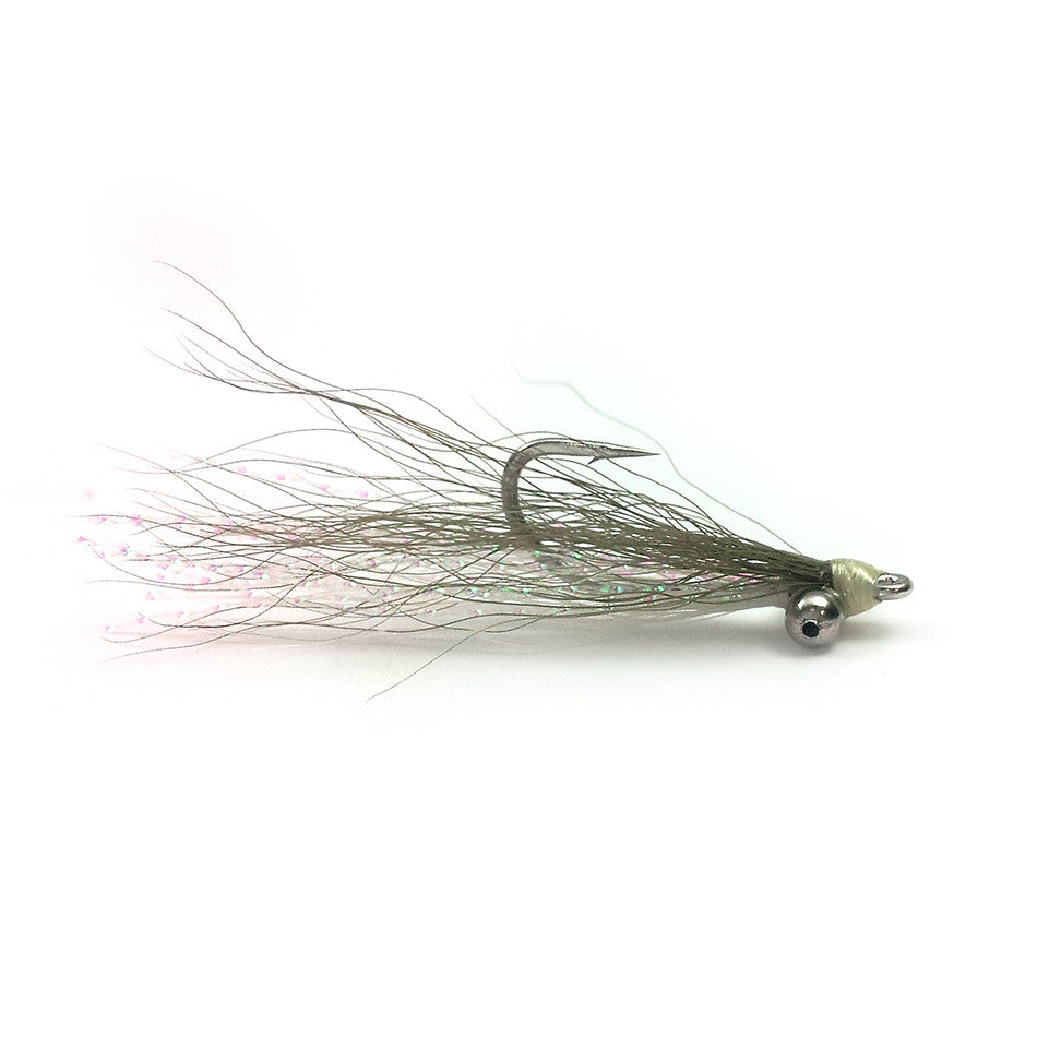 Deep Minnow - Olive / White - Pacific Fly Fishers
