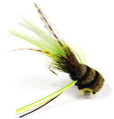 Deer Hair Bass Bug Frog - Pacific Fly Fishers